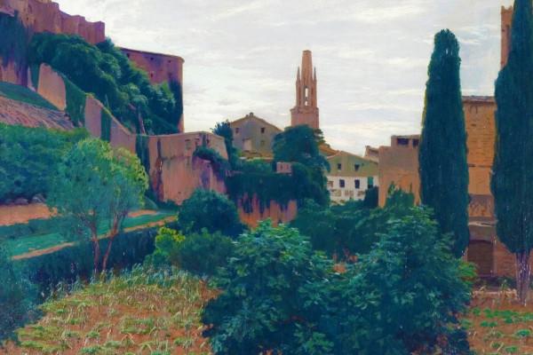 Santiago Rusiñol i Prats (1861-1931) Girona Fons d'Art Diputació de Girona