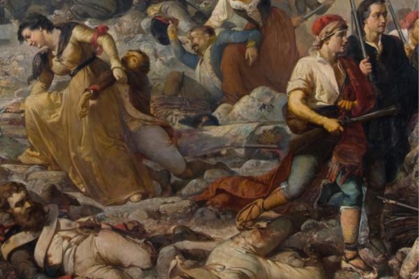 El gran dia de Girona: anatomia d'un quadre