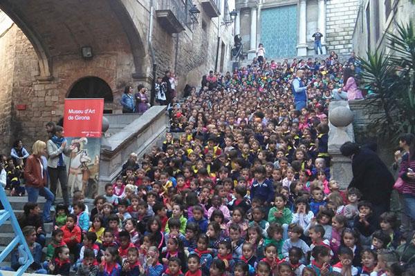 Sant Jordi: el Museu surt al carrer!