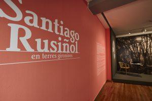Santiago Rusiñol en terres gironines