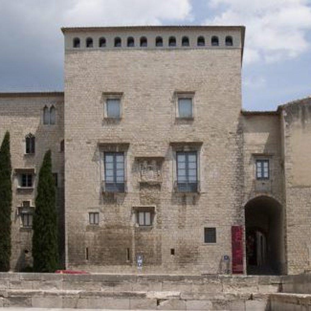 La façana del Museu d'Art