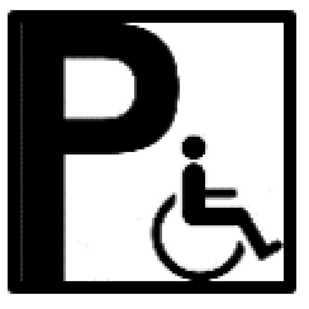 Logo aparcaments PMR