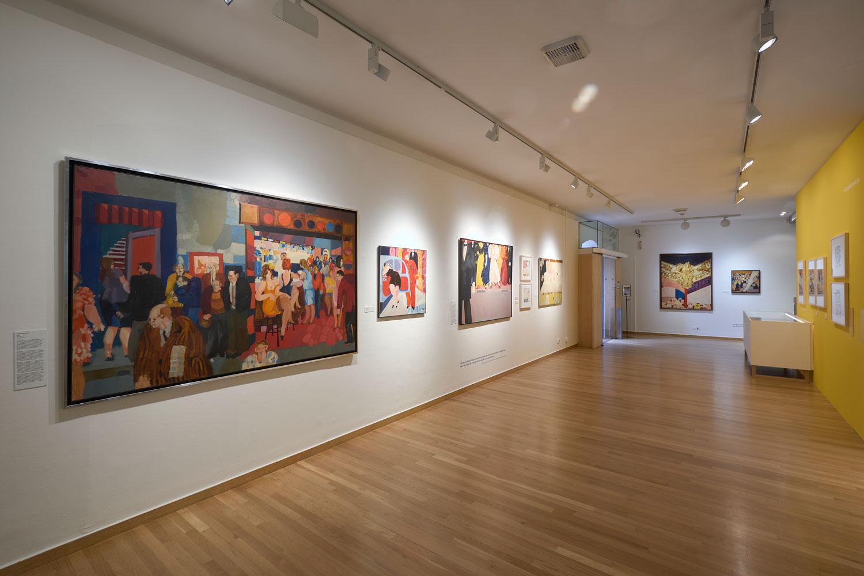 sala 1 exposició artigau
